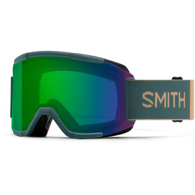 Smith Squad Snow Goggles, spruce safari